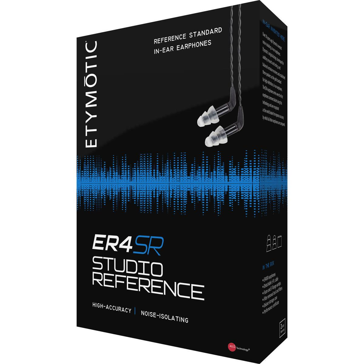 47% Off Etymotic Research Studio Reference In-Ear Earphones