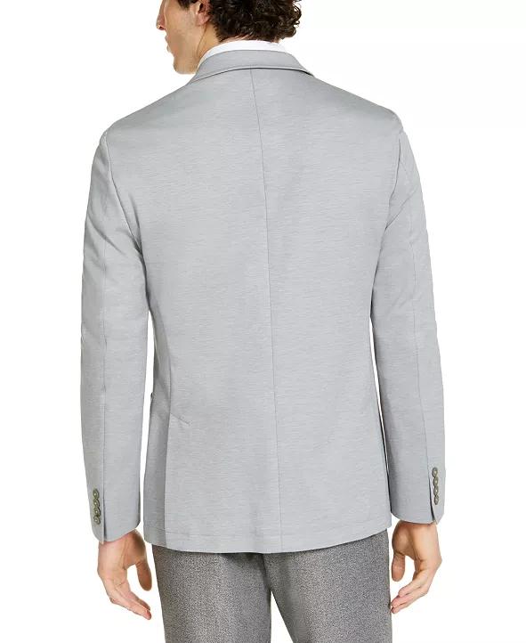85% Off Calvin Klein Men's Slim-Fit Knit Sport Coat
