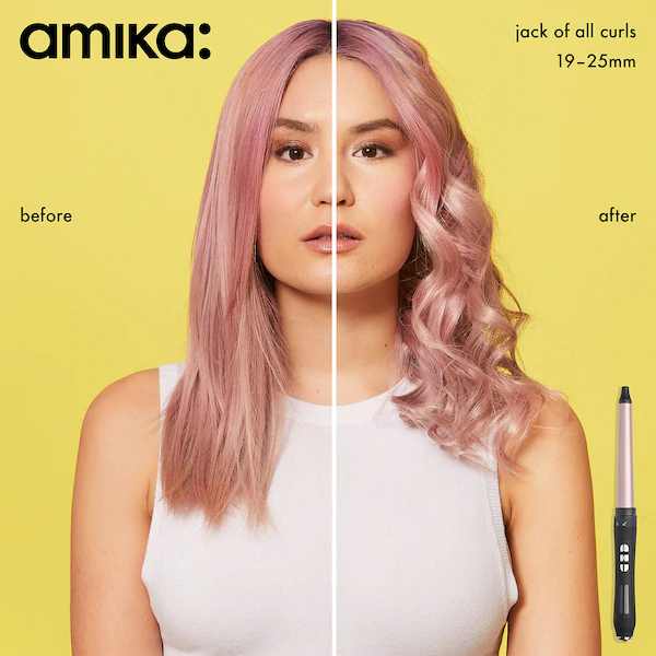 40% de descuento amika Jack of All Curls Hair Wand Set