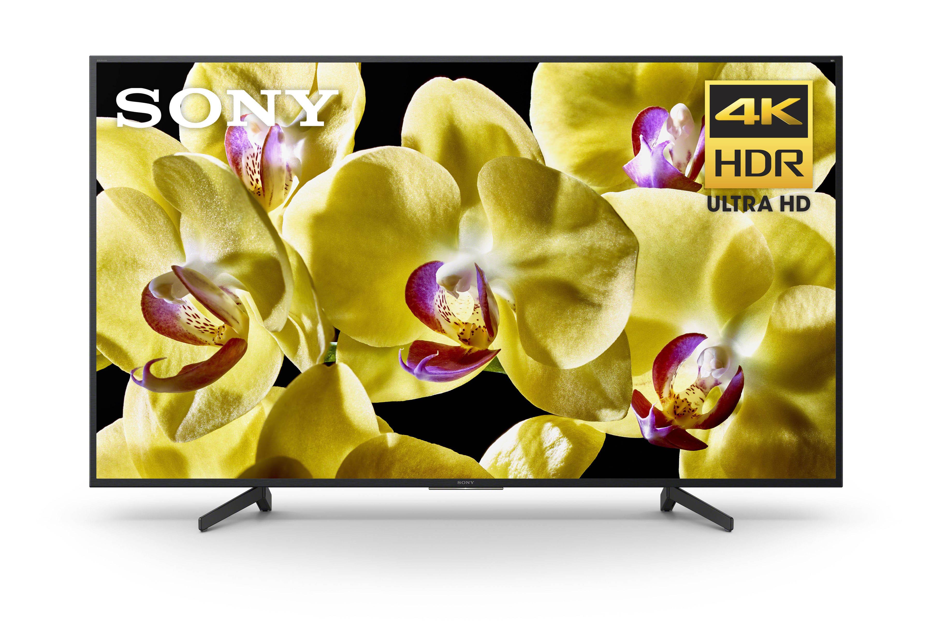 "44% de descuento en Sony 55 ""Clase 4K UHD LED Android Smart TV HDR BRAVIA Serie 800G"