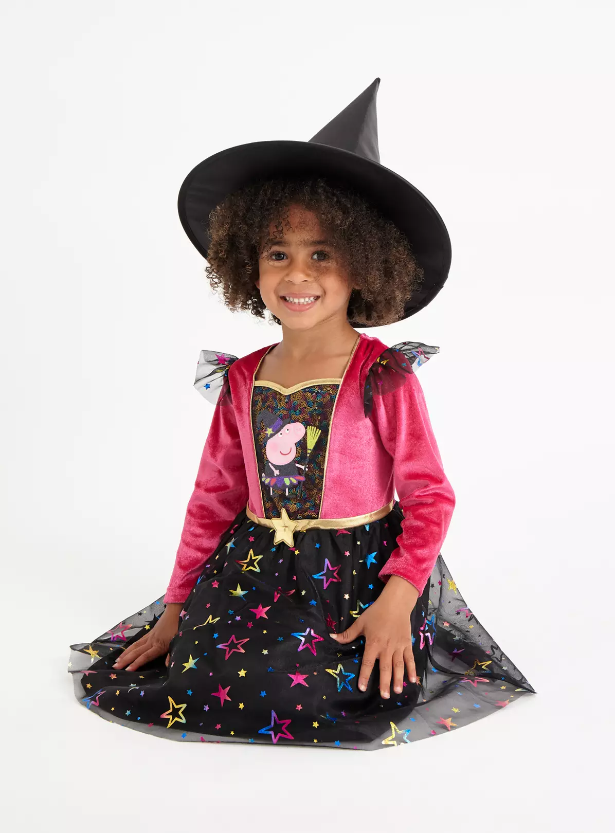 25% Off Halloween Peppa Pig Witch Costume - 9-12 months