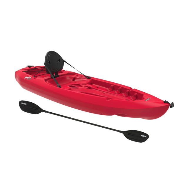 36% Off Lifetime Daylite 8 ft Sit-on-top Kayak with Paddle Included