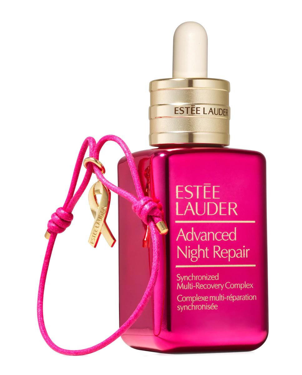 15% de descuento en Suero Avanzado Night Repair con pulsera de cinta rosa de 50 ml Estée Lauder