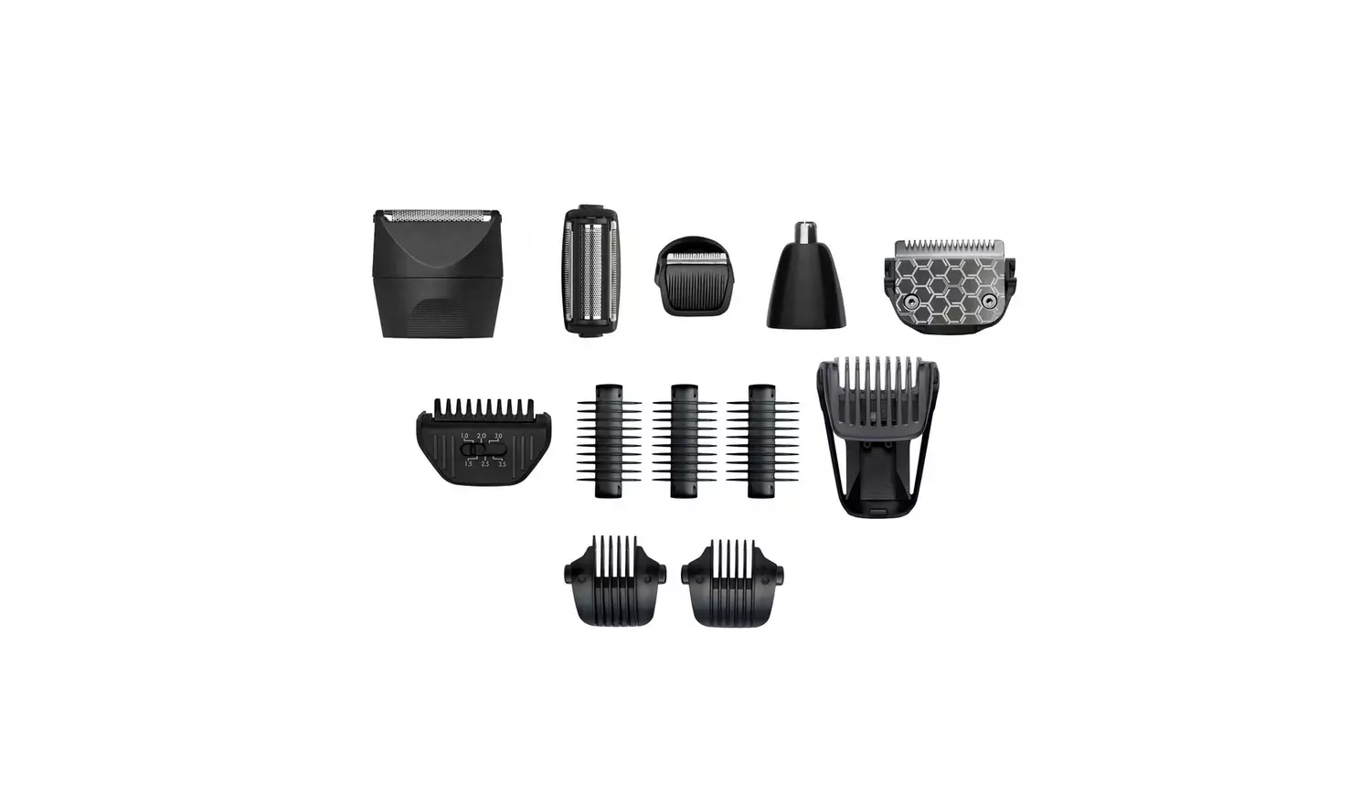 Save up to £30.00 on BaBylissMEN 12 in 1 Japanese Steel Face & Body Kit