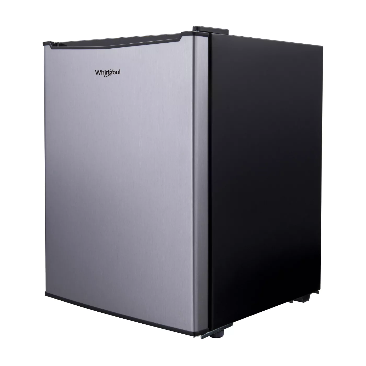 20% Off Whirlpool 2.7 cu ft Mini Refrigerator Stainless Steel BC-75A