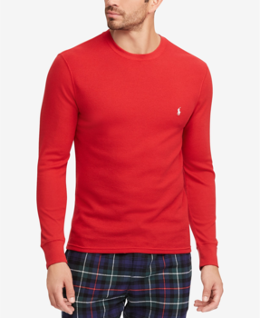30% Off Men's Waffle-Knit Thermal