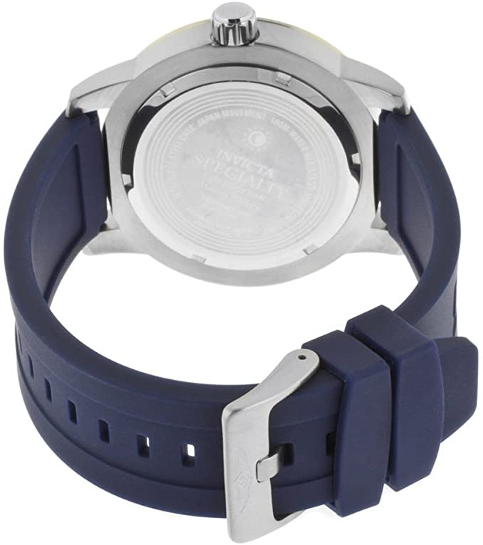 40% off Invicta Men's Specialty Stainless Steel Watch